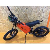 Buy cheap 72V 8000W Hot Sale Enduro Ebike Mountain Ebike with Fast Speed 12km/h product