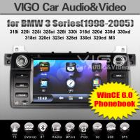 Buy cheap BMW E46 320ci 330d M3 Car DVD GPS Sat Nav Radio Stereo VBM7766 with Touch Screen from wholesalers