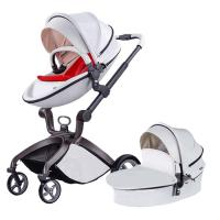 China Hot New Baby Stroller 3 in 1 with Car Seat and Carrying Cot on sale