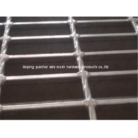 Buy cheap Hot Dipped Steel Grating Stairs / Mild Steel Grating Panels Easy Installation from wholesalers