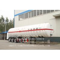 Buy cheap 3 Axle  LPG Tank Trailer / High Pressure LNG Transport Tank Semi trailer from wholesalers