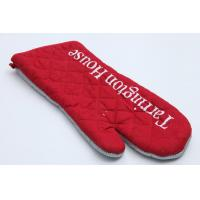 Buy cheap High Durability Heat Resistant Oven Mitts Water Proof Heat Transfer Printing product