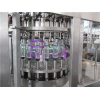 Buy cheap 3 in 1 Glass Bottle Beer Washing Filling Sealing Machine , Bottle Beer Filling Line from wholesalers
