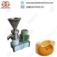 Buy cheap Good Quality Commercial Peanut Butter Grinder Machine for Stainless Steel Grinding Wheel from wholesalers