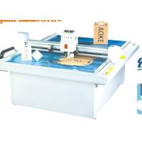 Buy cheap Computerized NC Paper Board Cutting Machine Small Batch Of Production Cutter Plotter from wholesalers