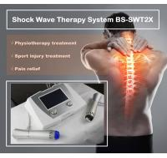 Buy cheap Excellent Back Pain Relief Shockwave Therapy Machine , Shockwave Physiotherapy Machine from wholesalers