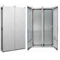 Buy cheap Floor Mount Electrical Metal Enclosures , Stainless Steel Electrical Cabinet product