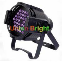 China high power LED UV par 64/ LED effect light (36pcs 1W/3W UV LED) Indoor LED stage lighting on sale