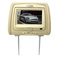 Buy cheap 7 Inch Headrest DVD Player With USB/SD/GAME/IR/FM Transmitter from wholesalers