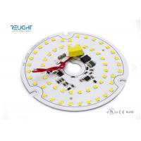 Buy cheap SMD Seoul 3528 Round HV series LED PCB Module 9W 15W dimmable 200-240V from wholesalers