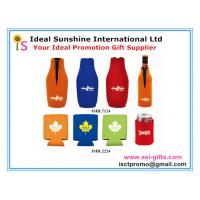 Buy cheap neoprene cooler bag for can/bottle assorted colours from wholesalers
