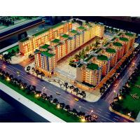 Buy cheap Residential building scale models with led ,real estate house model building from wholesalers