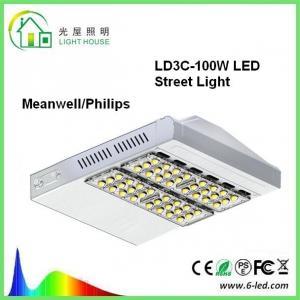 Buy cheap SMD3030 100 Watt Led Shoe Box Light Fixture 13000lm 100-277v 5000k product