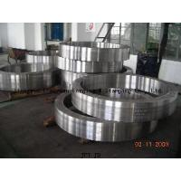 China Seamless Rolled Ring/Forging Rings/Slewing Ring on sale