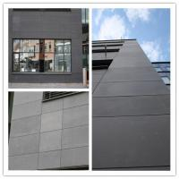 Buy cheap Waterproof Compressed Fibre Cement Board Wall Cladding Sound Insulation from wholesalers