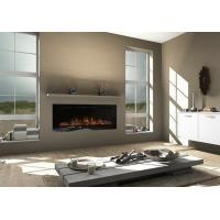 50 Insert Electric Fireplace Heater Full Recessed If 1350t Flat