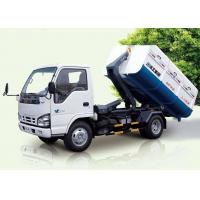 Buy cheap 9tons Hook Arm Garbage Truck , Special Purpose Vehicles Arm Roll Truck XZJ5160ZXX from wholesalers