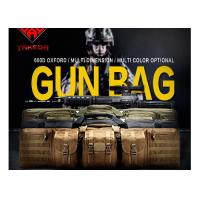Buy cheap Outdoor Military Hunting Bag Tactical Gun bags Long Multiple Rifle Case Backpack from wholesalers