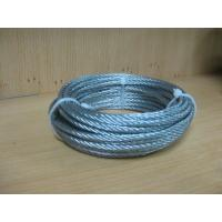 Buy cheap Industrial 30mm 316 Stainless Steel Wire Rope 6x37 With DIN / AISI / ASTM , 1870MPA from wholesalers