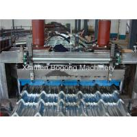 Buy cheap Aluminum Sheet Step Tile Roof Roll Forming Machine from wholesalers