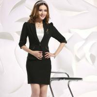 Buy cheap business women office suits in charming design   from wholesalers