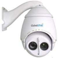 Buy cheap China Dome Laser Night Vision Camera GCS-L3N4,1/4 micron CMOS,30X optical zoom, 850TVL from wholesalers