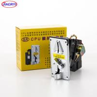 Buy cheap High quality coin acceptor for arcade car race game,rubik cube vending machine from wholesalers