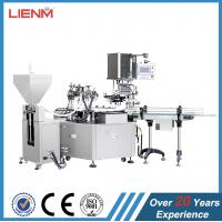 Buy cheap Automatic / Manual Cosmetic Filling Machine For Cosmetic Creams / Lotions from wholesalers