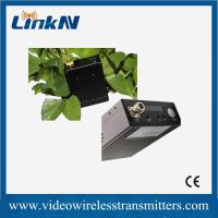 Buy cheap 128 Bit Encryption COFDM HD Wireless Transmitter With NLOS / LOS Transmission from wholesalers