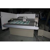 Buy cheap CNC Repeating Precision Sample Cutting Machine For Corrugated Board Box from wholesalers