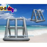 Buy cheap Floating Inflatable Advertising Products Hot Welded Inflatable Shelter from wholesalers