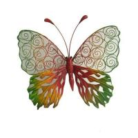 Buy cheap Wholesale Metal Butterfly for Home/Garden Deocration from wholesalers