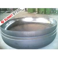Buy cheap A234 WPB Large Diameter Pipe Cap from wholesalers