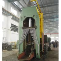 Buy cheap 500 Cutting Force Shear Cutter Machine Hydraulic Driven For Scrapping from wholesalers