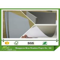 Buy cheap Recycled AA Grade Coated Duplex Paper Board With Grey Back Good Stiffness from wholesalers