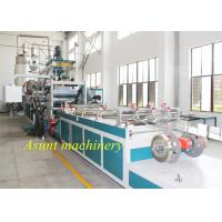 Buy cheap ABS PS PMMA PC PET Sheet Making Machine Plastic Sheet Extruder Machine from wholesalers