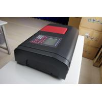 Buy cheap Oil acid value Double Beam UV Vis Spectrophotometer For Texting Permanganate index from wholesalers