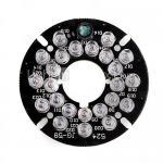 Home Pinhole 5V 1A 5.0 mega pixel 10M Night Vision mini outdoor camera with 24 IR LED lights