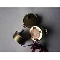 Buy cheap 4W CCW Rotation E Insulation Class Reversible Synchronous Motor With Low Noise from wholesalers