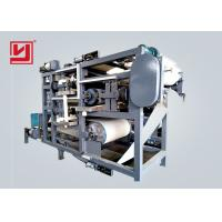 Buy cheap Belt Filter Press For Sludge Dewatering Treatment In Sand Washing Plant from wholesalers
