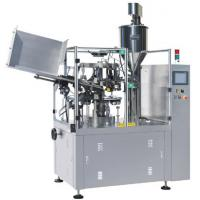 Buy cheap Intelligent Automatic Tube Filling And Sealing Machine For Soft Plastic Tube from wholesalers