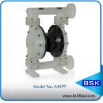 Buy cheap Corrosion Resistant Air Driven Double Diaphragm Pump Polypropylene Diaphragm Pump from wholesalers