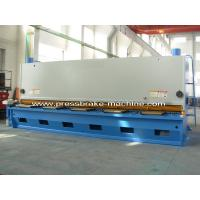 Buy cheap Mechnical Hydraulic Guillotine Shearing Machine6.5m Shear Steel from wholesalers