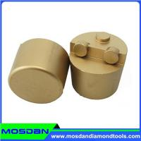 Buy cheap Concrete Grinding Diamond PCD Plug from wholesalers