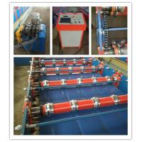 Buy cheap Building Roofing Corrugated Sheet Roll Forming Machine 1250MM Width from wholesalers