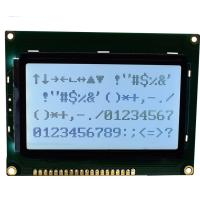Buy cheap STN Dot Matrix Graphic LCD Module 93*70mm AIP31020 Controller Type product