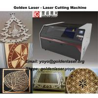 Buy cheap Wood Veneer Laser Cutter from wholesalers