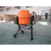 China High Stability Concrete Mixer Machine / Cement Mixer Machine Solid Frame on sale
