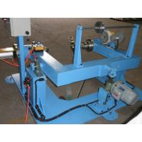 Buy cheap Pneumatic Fasten Wire Twisting Machine Shaftless Bobbins Active Pay Off Machine from wholesalers