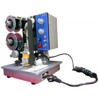 Semi-automatic Coder machine HP241B to print the expiry date and number on the